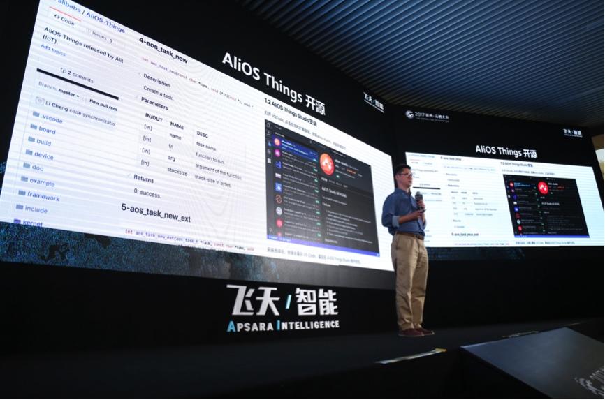 AliOS 总监李桂洪介绍 AliOS Things 开源工具